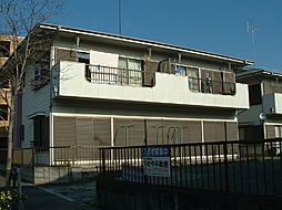 ハウス荏田A[1階]の外観