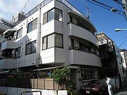 メゾン丸山 幡ヶ谷・西新宿5丁目 2駅利用可[3階]の外観