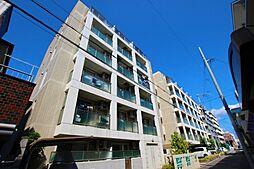 メゾン・ド・成屋大阪[4階]の外観