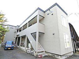 ベアーズマンションN43[2階]の外観