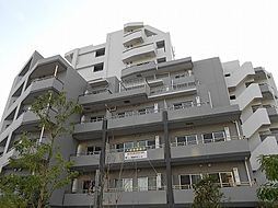 東京都大田区西馬込1丁目の賃貸マンションの外観