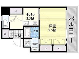天下茶屋駅 7.2万円