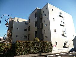 東行マンション[3階]の外観