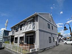 マインドハイツ辻井[B202号室]の外観