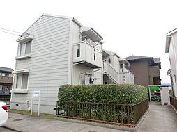 愛知県北名古屋市徳重吉原の賃貸アパートの外観