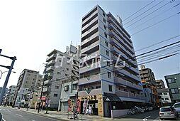 兵庫県神戸市須磨区大田町1丁目の賃貸マンションの外観