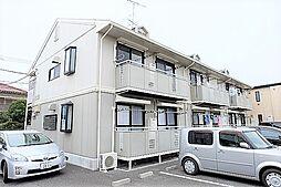 コートビレッジ昭島[2階]の外観