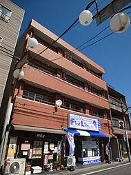 京都府京都市山科区御陵鳥ノ向町の賃貸マンションの外観