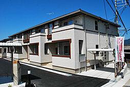 ベルコロレ2A[1階]の外観