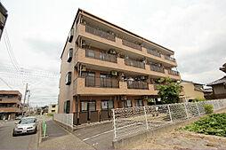 愛知県名古屋市中川区大当郎2丁目の賃貸アパートの外観