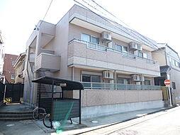 愛知県名古屋市昭和区川名本町4の賃貸マンションの外観