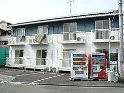 静岡県三島市幸原町1丁目の賃貸アパートの外観