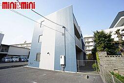 ルネスSUWA[3階]の外観