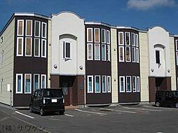 カーサルシア新町A[2階]の外観
