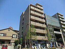 レフィナード西台[8階]の外観