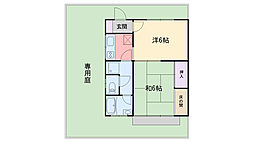 [一戸建] 福岡県福岡市西区今宿東3丁目 の賃貸【/】の間取り