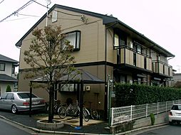 埼玉県さいたま市緑区三室の賃貸アパートの外観