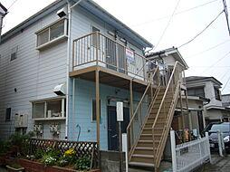 神奈川県横須賀市不入斗町4丁目の賃貸アパートの外観