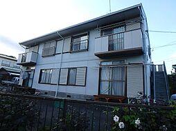 神奈川県南足柄市岩原の賃貸アパートの外観
