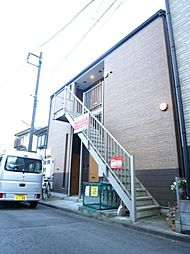 神奈川県相模原市南区東大沼1丁目の賃貸アパートの外観