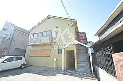兵庫県神戸市須磨区行幸町3丁目の賃貸アパートの外観