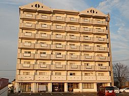 立野マンション[4階]の外観