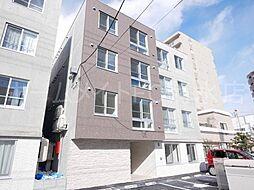 Rilassante 東札幌[2階]の外観