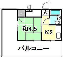 福音寺駅 1.8万円