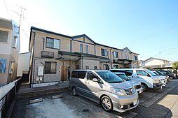 愛知県名古屋市中川区吉津4丁目の賃貸アパートの外観