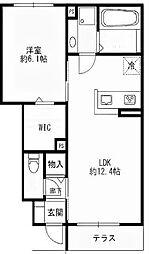(仮)西区丸塚D-room