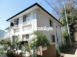 東京都三鷹市牟礼4丁目の賃貸アパートの外観