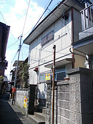 福岡県北九州市小倉北区日明4丁目の賃貸アパートの外観