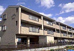 兵庫県姫路市西庄の賃貸マンションの外観