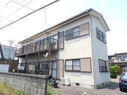 美鈴ハイツ[1階]の外観