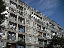 上飯田コーポラス[6階]の外観