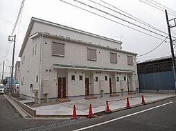 [テラスハウス] 東京都青梅市新町1丁目 の賃貸【/】の外観