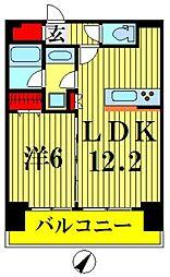 プレール・ドゥーク押上IV[11階]の間取り