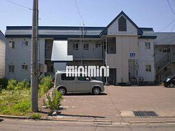 サンハイツヤマモトA[1階]の外観