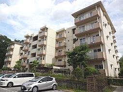 兵庫県三田市すずかけ台4丁目の賃貸マンションの外観