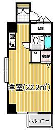 みずほビル[10階]の外観