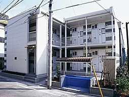 シプレ[2階]の外観