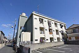 ヒロミマンション[2階]の外観