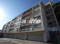 兵庫県神戸市中央区神仙寺通4丁目の賃貸マンションの外観
