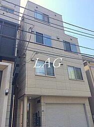 東京都板橋区大山東町の賃貸マンションの外観