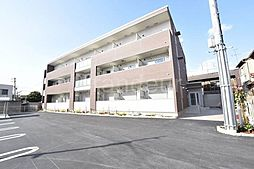 大阪府東大阪市稲田本町3丁目の賃貸アパートの外観