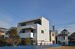 東京都世田谷区砧5丁目の賃貸マンションの外観