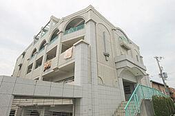 大阪府豊中市桜の町7丁目の賃貸マンションの外観