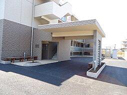 岐阜県美濃加茂市中部台9丁目の賃貸マンションの外観