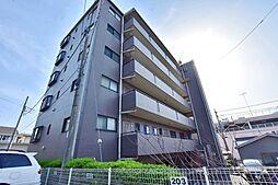 神奈川県海老名市大谷北2丁目の賃貸マンションの外観