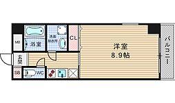幸田マンション幸町[11階]の間取り